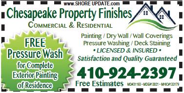 Chesapeake Property Finishers