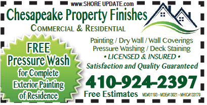 Chesapeake Property Finishers