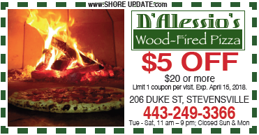 D'alessios Wood Fired