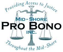 Mid-Shore Pro Bono Logo