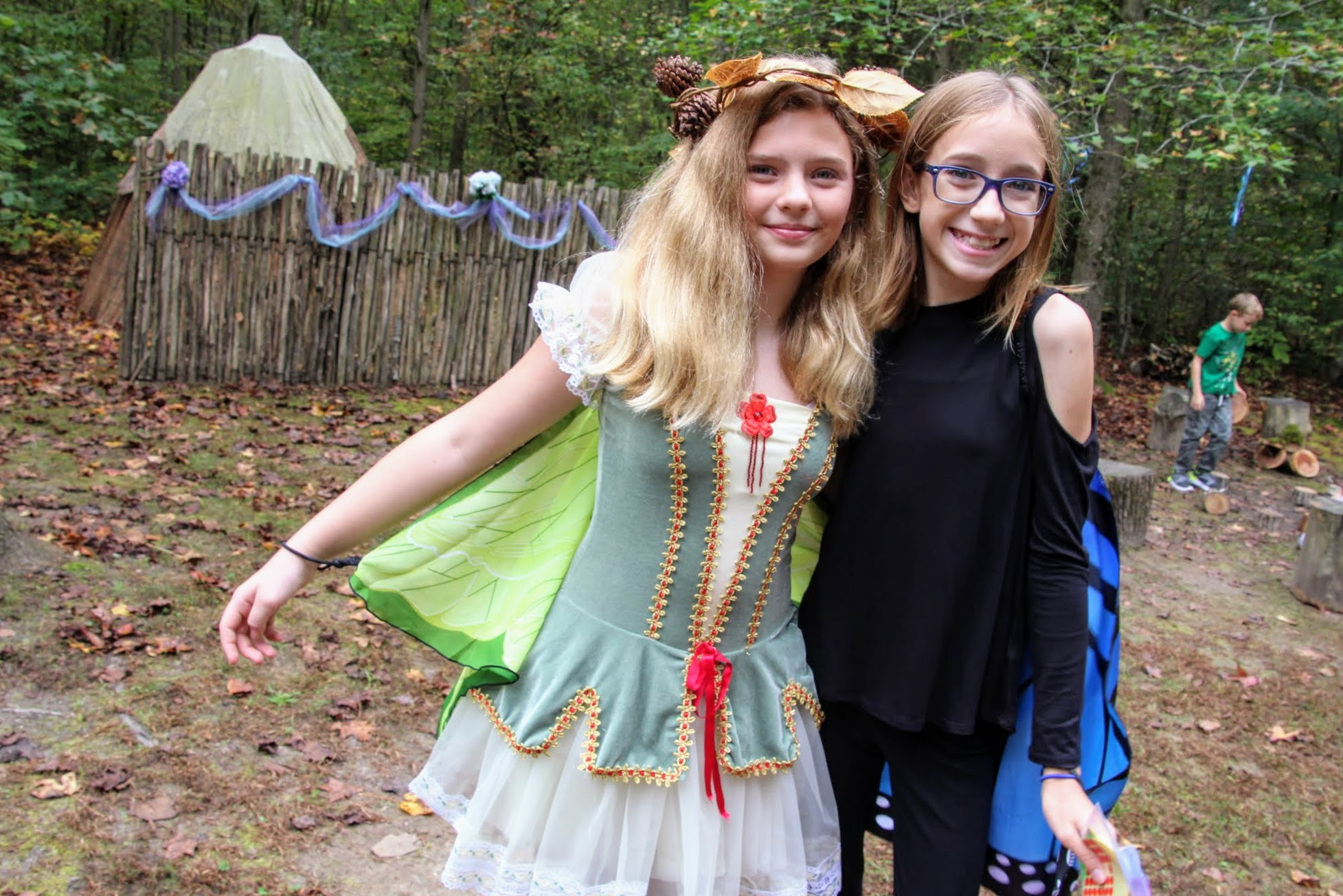 Bring Your Wings For A Day Of Magic At Adkins Arboretum! The Arboretumu0027s  Third Annual Fairyfest, From 11 A.m. To 3 P.m. On Sat., Oct. 13, Celebrates  Fancy, ...