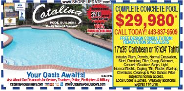Catalina Pools