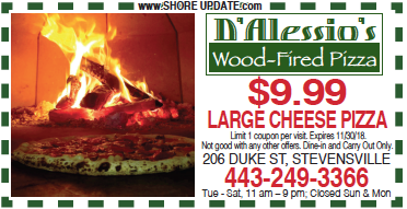 D'Alessios Wood-Fire Pizza