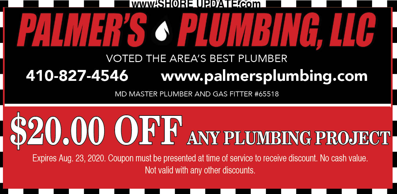 COUPON Palmers Plumbing