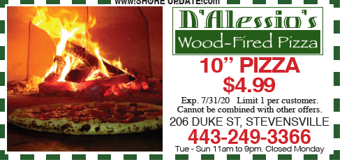 d'alessios wood fire