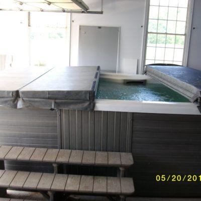 Swim Spa / Masterspa Crosstrainer2