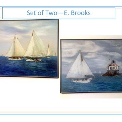 Chesapeake Bay & Annapolis Artists, Drake, Brooks, Cronin, Moll, Schubel Framed Wall Art