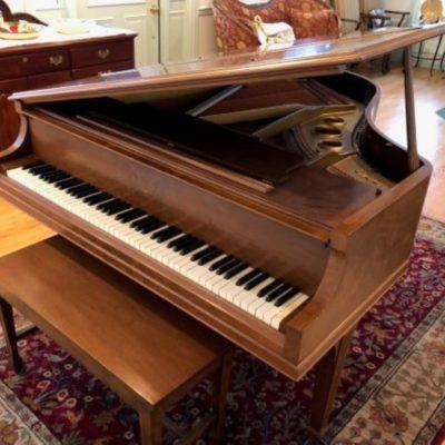 Everett Grand Piano (1933) - Local - Grasonville, Md. $1,500.