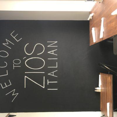 Zio's Italian restaurant